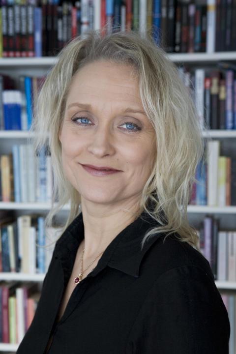 Karin Alvtegen gästar Astrid Lindgrens Näs
