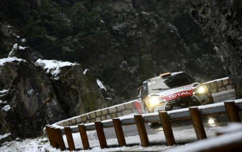 Østberg og Mikkelsen klare for Rally Monte Carlo