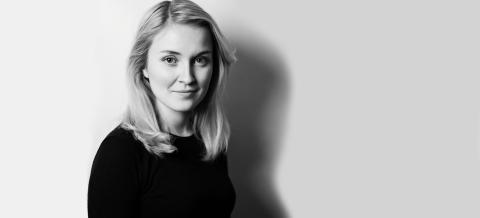 Irena Pozar, chefredaktör Veckorevyn.com