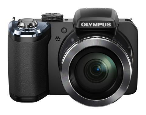 Olympus SP-820UZ black