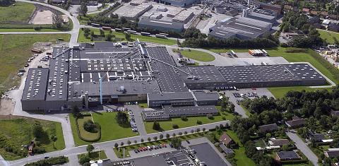 Emballagegigant sparer energi med intelligent CTS-styring
