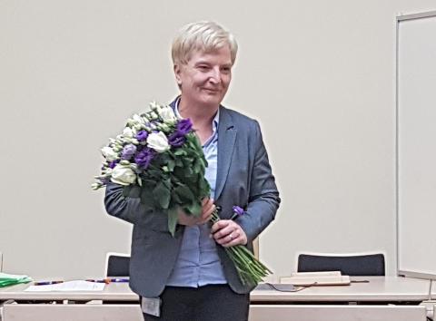 Professorin Dr. Ulrike Tippe zur neuen Präsidentin der Technischen Hochschule Wildau gewählt / Sechsjährige Amtszeit beginnt am 1. Dezember 2017
