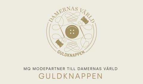MQ modepartner till Damernas Värld Guldknappen