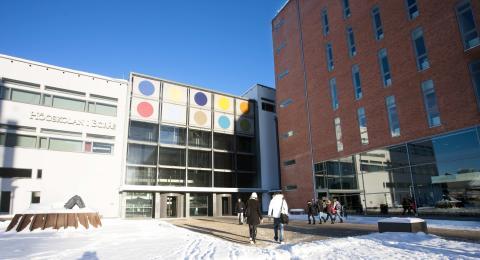 620 gymnasieelever deltar i Nobelfestligheter på Högskolan i Borås
