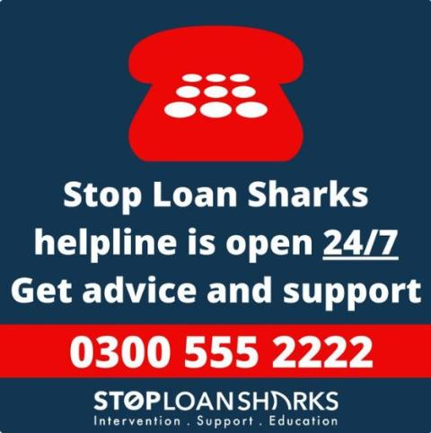 ​Protecting people from loan sharks during the Covid-19 crisis