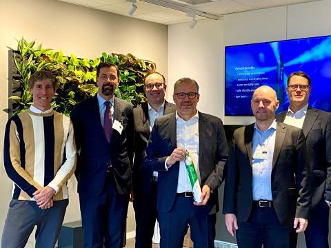 Linde och Lanmännen Agroetanol expanderar Norlic-anläggningen..