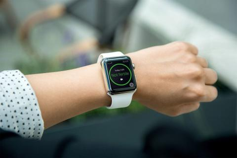 Följ din fertilitet med Natural Cycles och Apple Watch