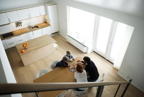 Nytt samarbeid: Overskuddsvarme fra AS ROCKWOOL til norske boliger