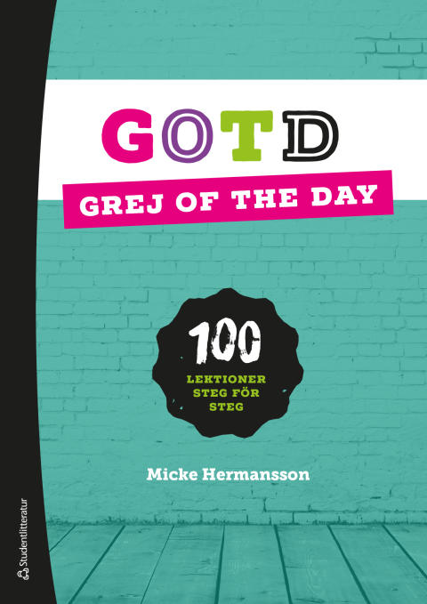 Grej of the Day – 100 grejer i en bok