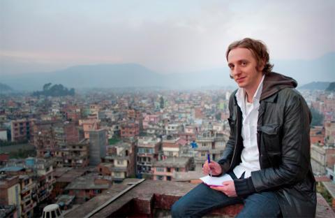 Martin Schibbye om journalistik och sociala medier