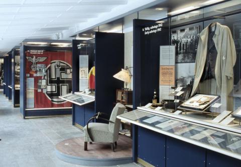 Frihedsmuseet før branden d. 28. april 2013