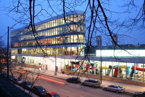 Bonniers Konsthall genomför i höst en större omorganisation