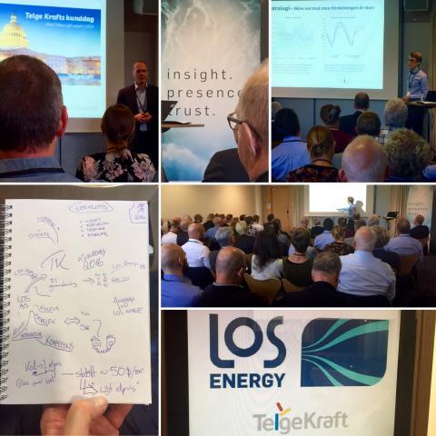 Sista chansen! Delta i LOS Energy Day den 27 september