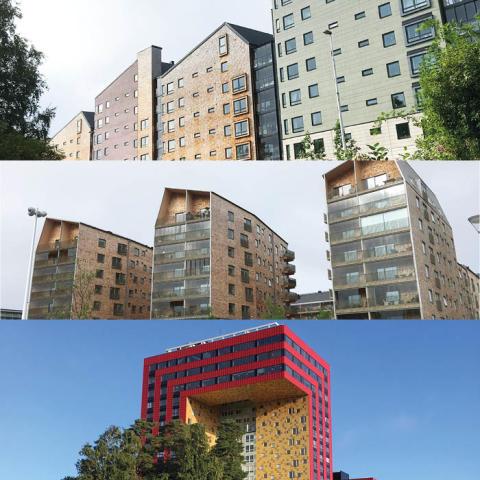 Nomineringarna till byggnadspriset 2019 klara