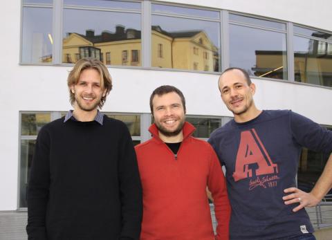 De första egna doktoranderna vid Högskolan i Gävle börjar sin utbildning