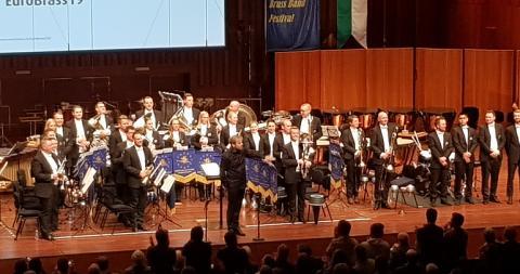 Eikanger-Bjørsvik Musikklag nummer tre i årets EM