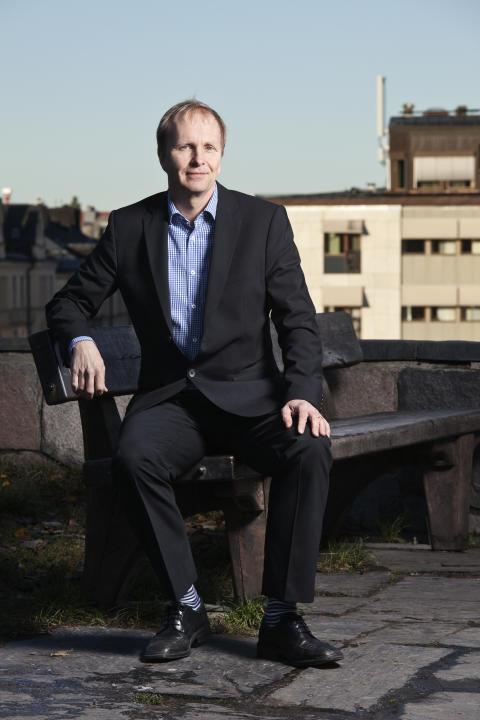 Peter Wipp, vd, Gar-Bo Försäkring