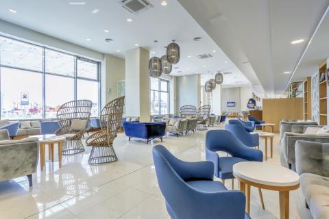 Lobbybereich Maritim Hotel Paradise Blue Albena