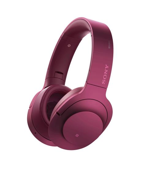 MDR-100ABN von Sony_Bordeaux-Pink_01