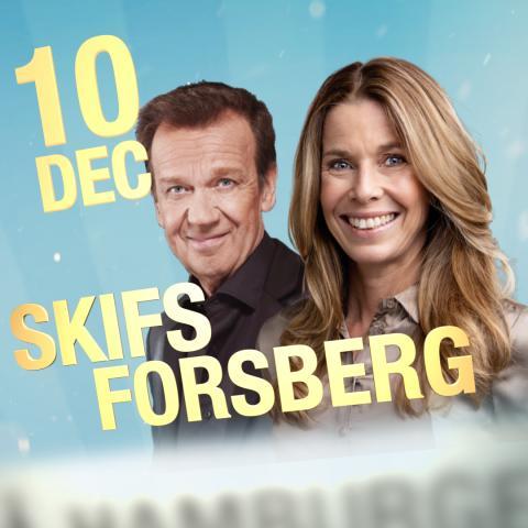 En Talk Talk Show med Stefan Odelberg på HamburgerBörs