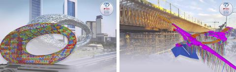 Trimble presenterar vinnarna i Tekla Global BIM Awards 2018 – Svenska Trafikplats Vega utsett till Bästa Infrastrukturprojekt