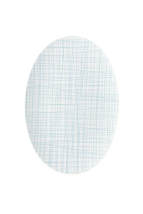 R_Mesh_Line Aqua_Platte 38 cm