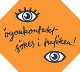 """Trafiksäkerhetskampanj i Biskopshagen """"Samspel skapar en bättre trafikmiljö"""""""