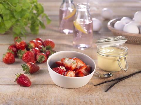 6 fristende oppskrifter med jordbær