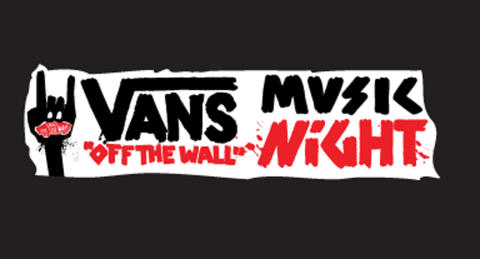 Vans Music Night logo