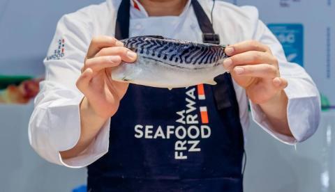 makrell i Kina