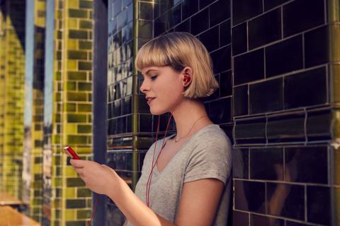 De nieuwe NW-A35 Walkman koppelt design aan Hi-Res Audio