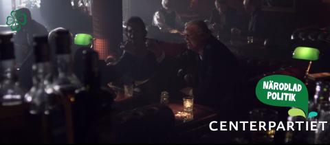 Kampanjfilm: Centerpartiet synar euro-bluffen
