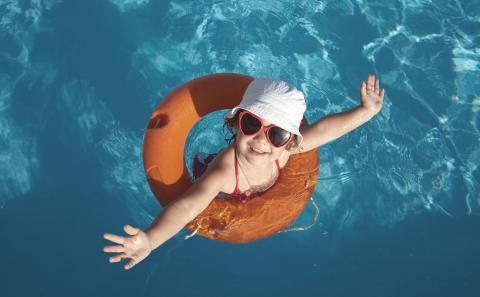 Dubbelsatsning ska ge vattenvana barn