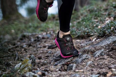 Nyheter SS16, Apex trailrunning sko med Boa system