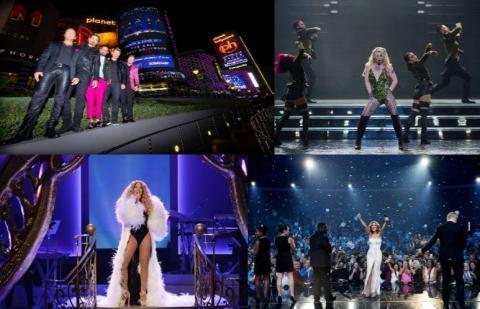 Neue Konzerte in Las Vegas für 2017