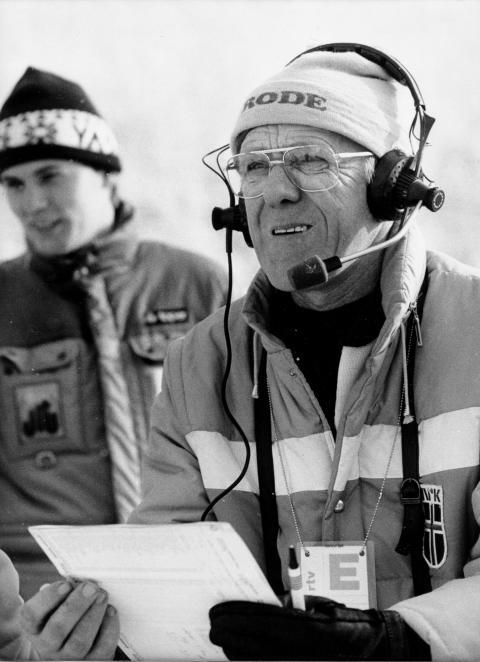 Håkon Brusveen – olympisk mester og radiolegende