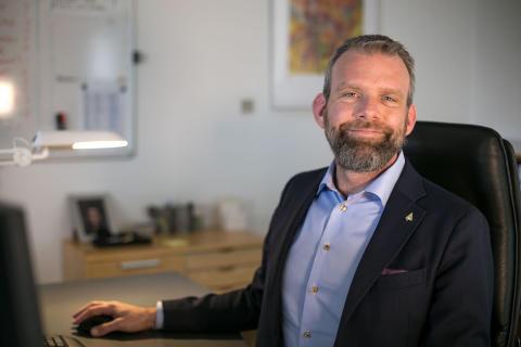Milstolpe för Fasadgruppen - expanderar till Danmark och når en miljard i omsättning