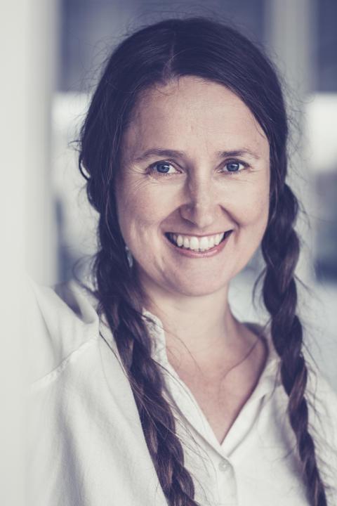 Porträtt Helen Larsson