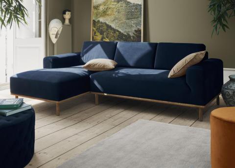 Vilmar chaiselong sofa