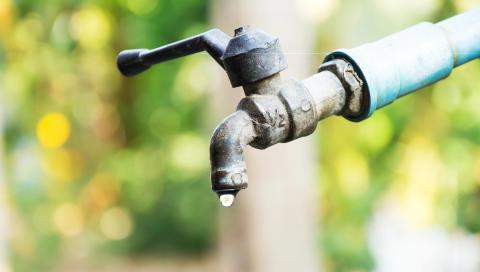 Pressinbjudan: Vattenbristen diskuteras på konferens