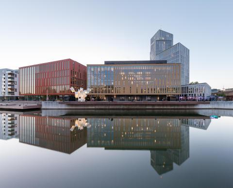 En dag om ny svensk orkestermusik arrangeras på Malmö Live