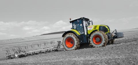 Begagnatgaranti för CLAAS traktorer