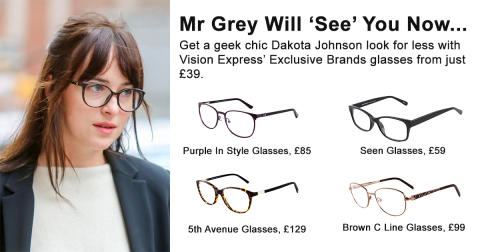 Geek Chic - Get The Look For Less