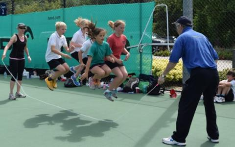 """Team Double Dutch Skipping, TotallyTween's """"Get Fit For Fun"""" 2015"""
