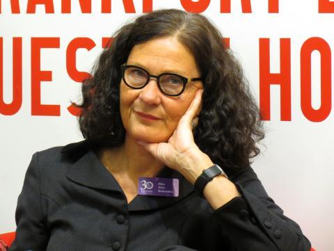 Ebba Witt-Brattström. Foto: Vogler.