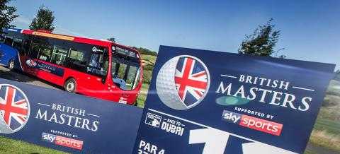 Go North East putts over 2,500 on course to see Masters showdown