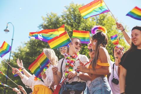 Velkommen til Oslo Pride 2019