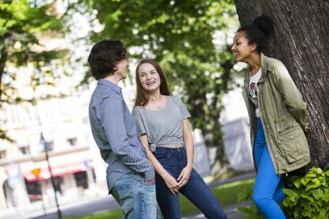 Öppen samtalskväll om ung demokrati