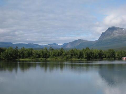SGU kartlägger geologin i Norrbotten