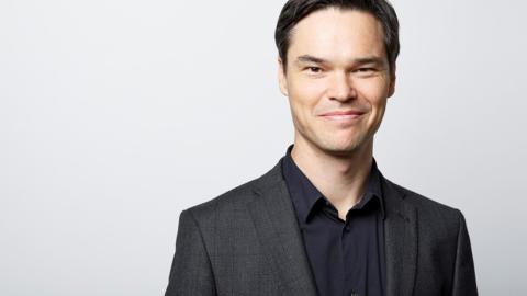 Andreas Gyllenhammar ny ledare vid Jämtkraft